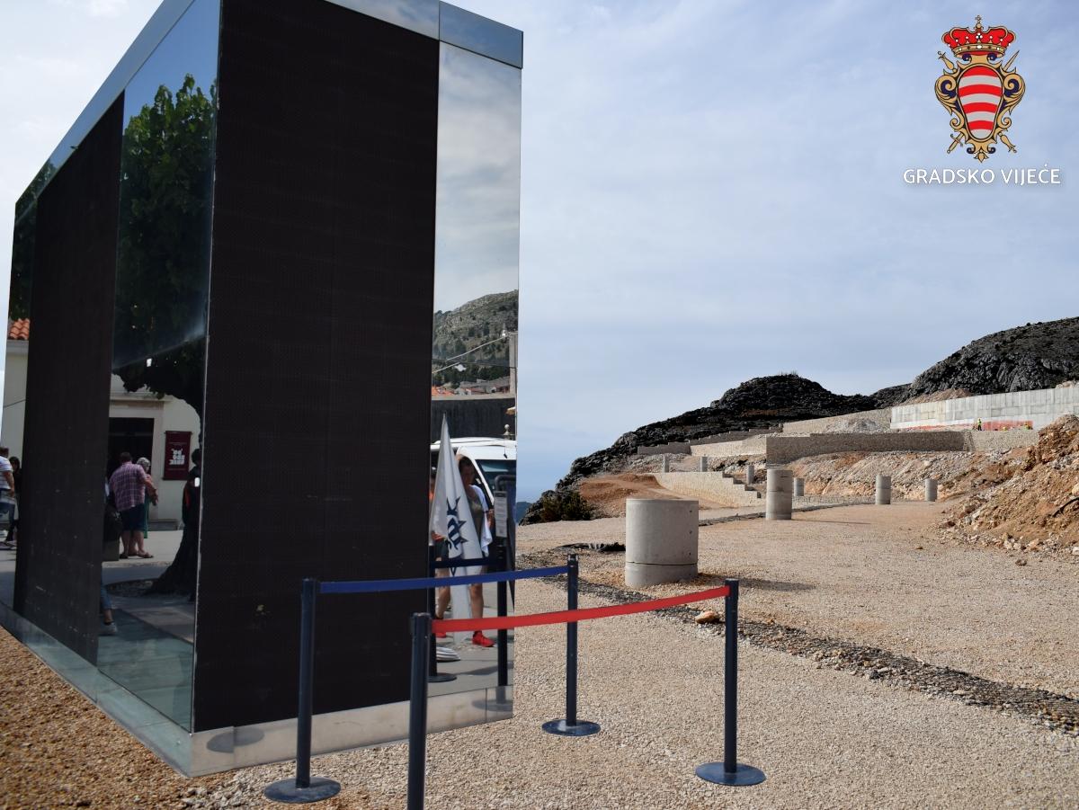 Spomenik Braniteljima S Pila Seli Na Groblje Dubac