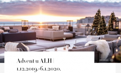 Advent u ALH; program u hotelima Excelsior i Kompas